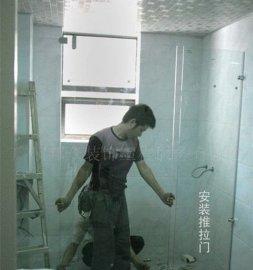 供应广州玻璃门维修、玻璃隔断、工艺玻璃