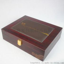 工廠供應高檔野山參木盒 人參禮品盒 高麗參禮品包裝木盒