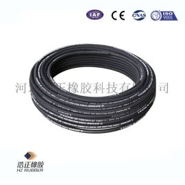 浩正生产加工 耐老化钢丝编织缠绕 高压风管