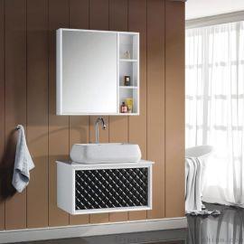 鼎派卫浴 DIYPASS X-003 实木定制浴室柜