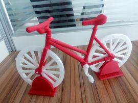 郑州3D打印PLA自行车