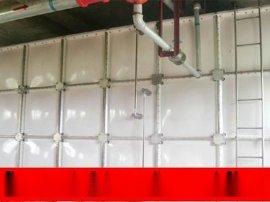 昱城供应SMC玻璃钢水箱 玻璃钢水箱 规格齐全