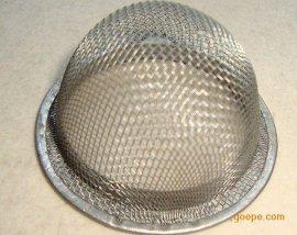 冲压过滤片 金属包边过滤片 过虑帽 冲压过滤网厂家供应商