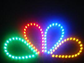好恒照明专业生产制造LED5050 5730 2835 3014高低压灯带12V 220V品质保证 售后无忧