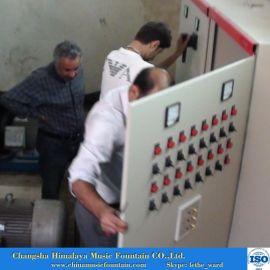 销售湖南喷泉 长沙喷泉 音乐喷泉 定做音乐喷泉控制柜