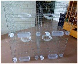 鸡笼兔笼小群笼大群笼 加粗优质鸽子笼加工定做批发
