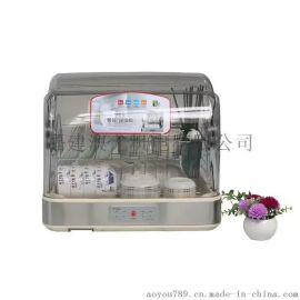 家好康 消毒柜立式 家用迷你不锈钢消毒碗柜 小型烘碗机碗筷保洁柜