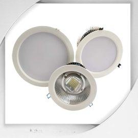 腾斯凯大功率LED60W筒灯