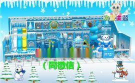 广州非帆游乐新款淘气堡儿童乐园设备厂家直销多少钱一平方米