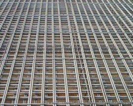 供青海民和铁丝网片和互助建筑网片