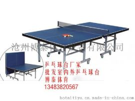 湖北武汉室内移动乒乓球台厂家13483820567