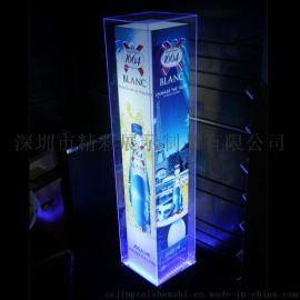 LED酒吧亚克力广告灯箱