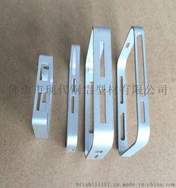 led铝型材折弯 异型铝合金型材折弯