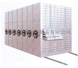 河北手动档案密集柜 智能电动档案密集架 移动柜 移动储物柜