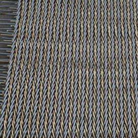 输送带网出售不锈钢网带 人字型网带 乙型网带