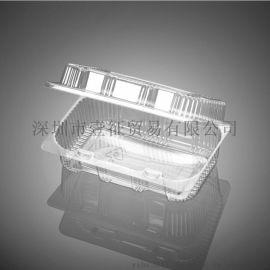 方形DXH001透明点心盒