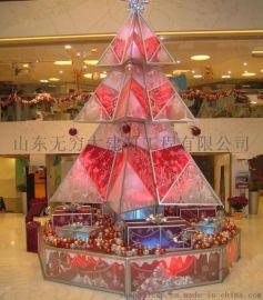 大型圣诞树框架厂家直销圣诞树套餐