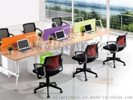高档经理办公桌 办公家具定制厂家 现代员工办公桌批发