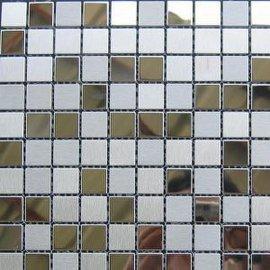 点击查看大图:不锈钢金属马赛克 (银镜光配银拉丝)