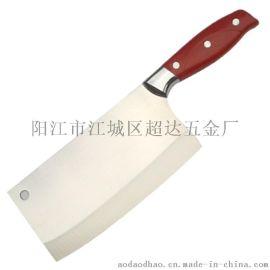 厂家供应阳江菜刀 厨房刀具 跑江湖家用刀 砍切两用