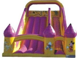 充气滑梯(qm-01)