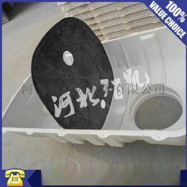供应2立方玻璃钢模压化粪池 组合式化粪池低价出售