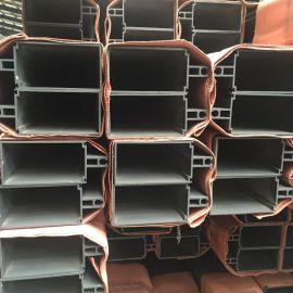 南侨铝业140幕墙铝型材
