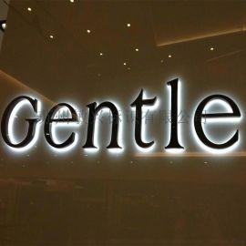 苏州敏兴标识   LED背发光字
