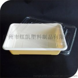 长方形餐盒, 一次性塑料餐盒