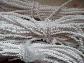 PTFE聚四氟乙烯绳_F4长丝纤维多股加捻编织绳
