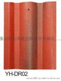 广西平板瓦厂家 节能屋面瓦 水泥彩瓦订购