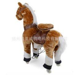 诸葛马,机械马,玩具马,行进木马,骑行马,自行马,遛遛马