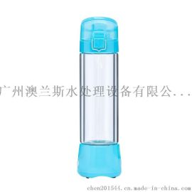富氢水杯富氢水之魔法师创意密封耐热塑料杯车载水杯子便携健康水杯厂家批发