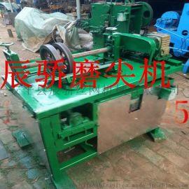 批发供应 高效率磨头机倒角机 小型磨尖机