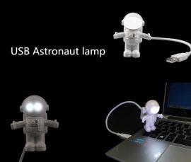 專利正品USB LED太空人小夜燈大號宇航員廣告促銷禮品贈品
