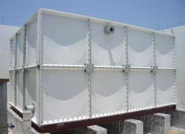 厂家直销 玻璃钢水箱 热水箱 便宜水箱 组合式人防水箱 消防水箱