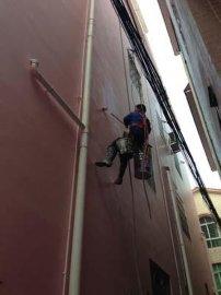 外墙高空作业:安装玻璃,安装广告,外墙安装