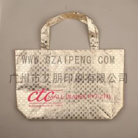 厂家定做 高档 包装袋子订制 环保袋 无纺布购物袋 广告袋印刷