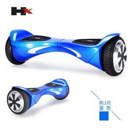 廠家直銷 電動扭扭車智慧兒童體感6.5寸扭扭車代步思維兩輪平衡車