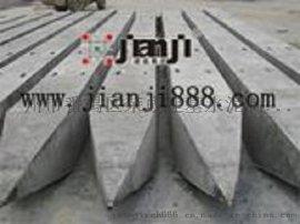 供应广州建基20*20*5000混凝土方桩,水泥桩,混凝土方桩
