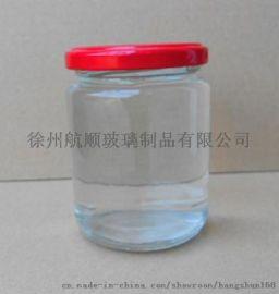 厂家直供玻璃酱菜包装瓶