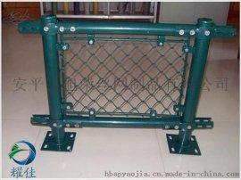 球场护栏网 安装便捷 可带技术