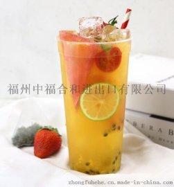中福合和玫瑰乌龙茶饮原料批发