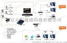 字幕切換摳像添加背景高清視頻網路錄播直播編輯一體機