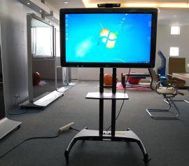 42寸幼儿园教学一体机带支架红外触摸屏安卓版