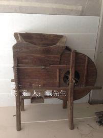 木船厂出售木质老摆件文化传承木风机