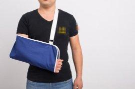 医用肩颈腕托带肩颈腕托带拖带颈肩腕托带
