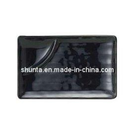 美耐皿仿瓷餐具密胺餐具長方形盘 A220