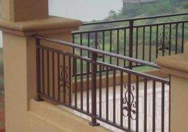 深圳宝安锌钢阳台护栏生产厂家 宝安小区阳台护栏栏杆价格