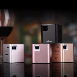 欧睿迈P6微型智能无线WIFI迷你便携投影仪1080p